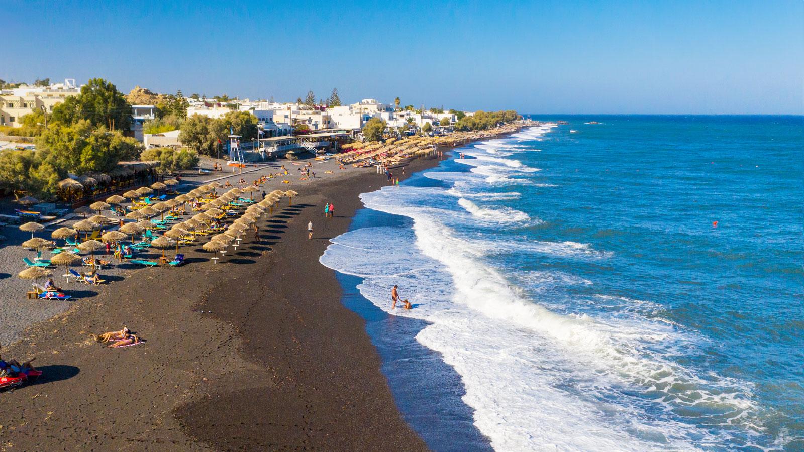 Santorini S Top 10 Beaches 2020 Santorinibesttours Com