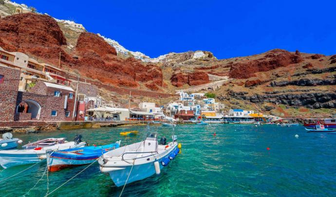 Santorini - A History