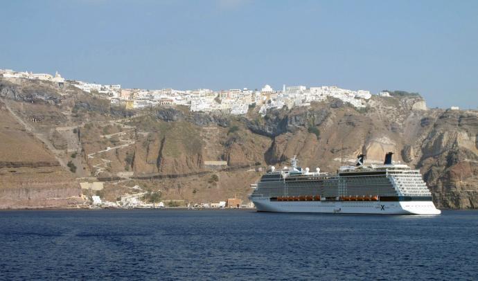 Санторини для путешественниковcкруизныхкораблей. Все, что надо обязательно увидеть!