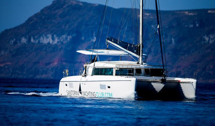 Luxury Catamaran Tour