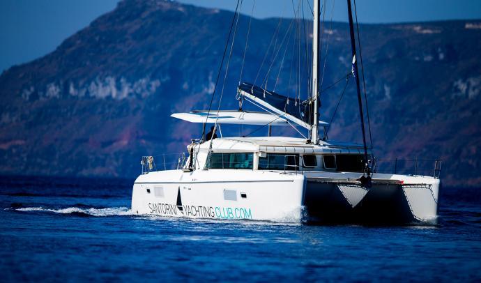 Luxury Catamaran Tour