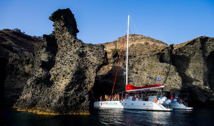 "Sailing Tour ""TAITI 80"""